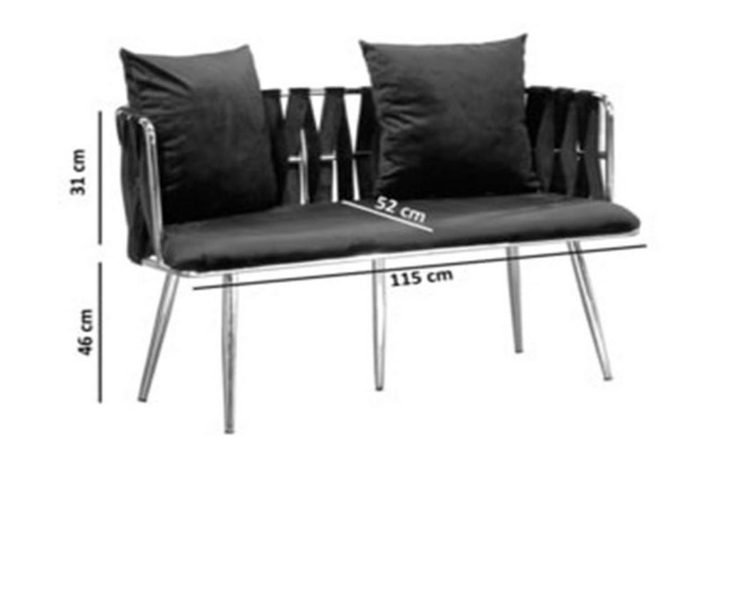Pad és 2 szék