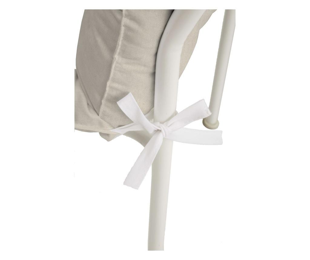 Perna de scaun Rustic Beige 50x125 cm