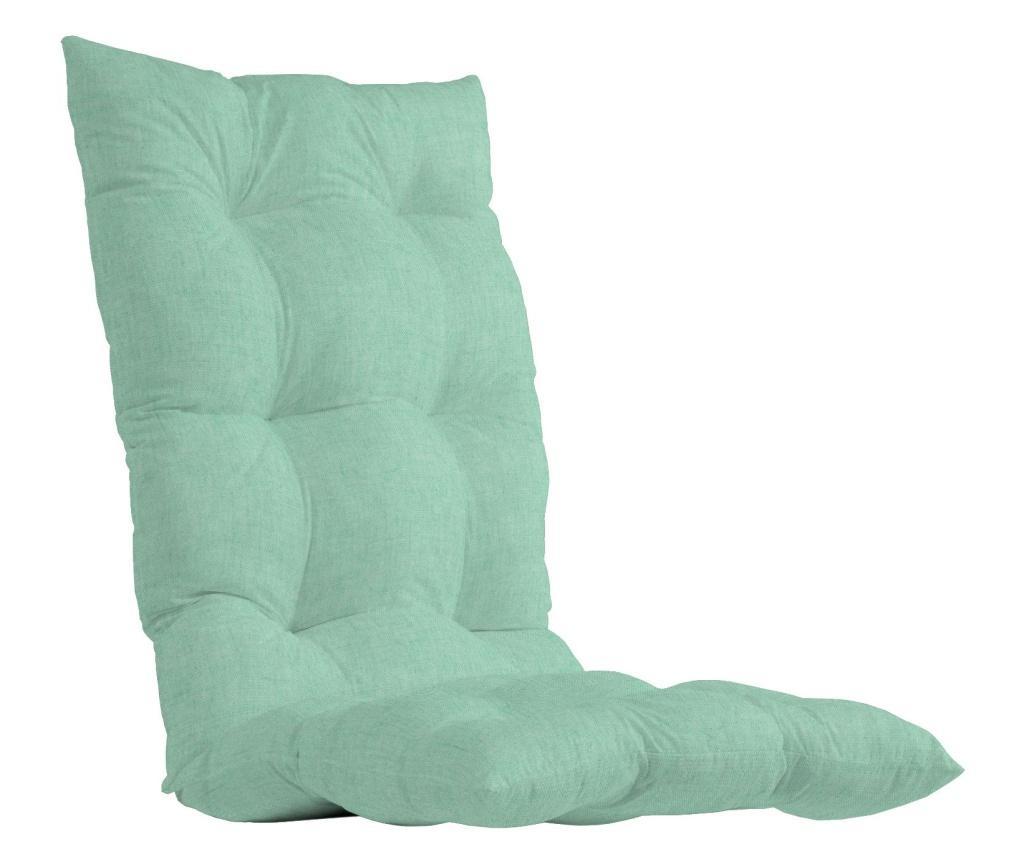 Perna de scaun Rustic Light Green 50x125 cm