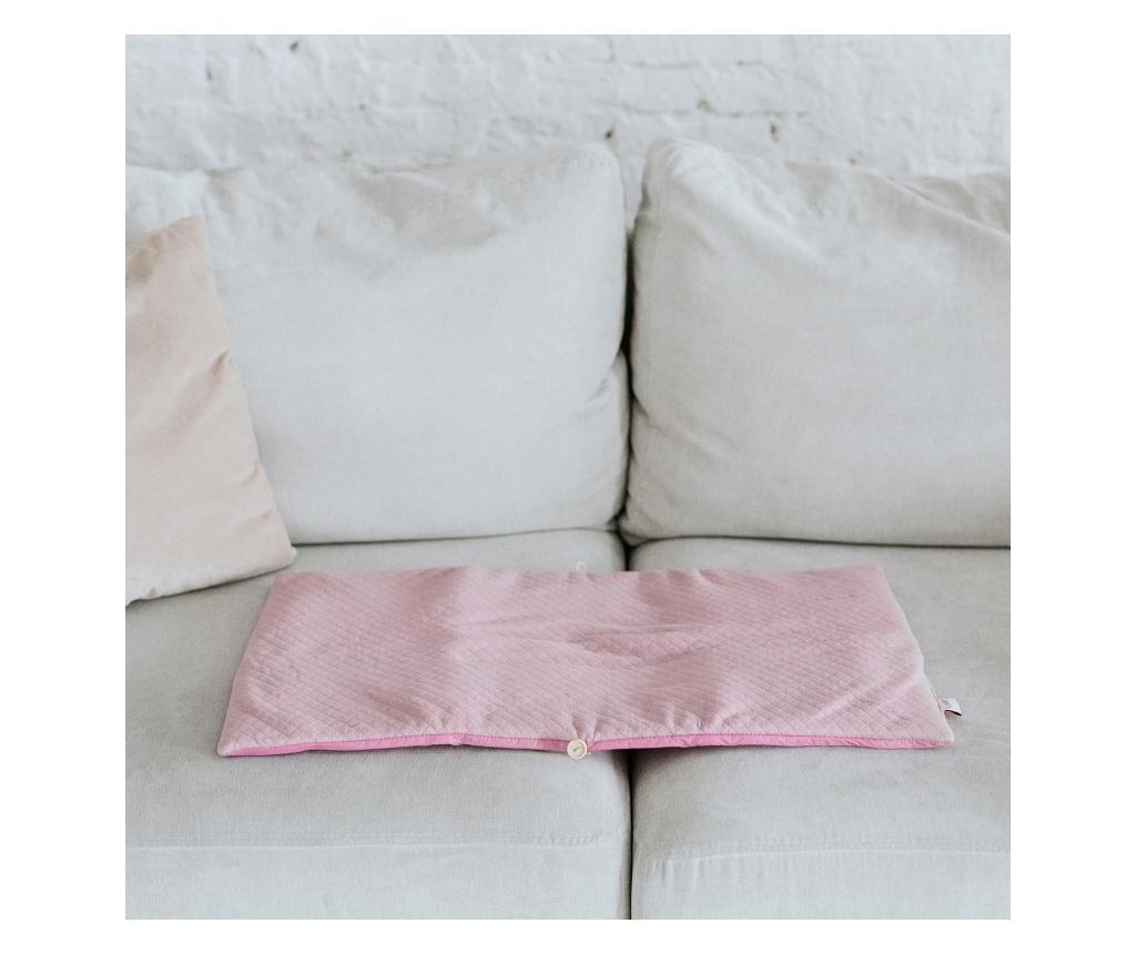 Világos mályva útravaló pelenkázó alátét - Pure Love (babyberry)