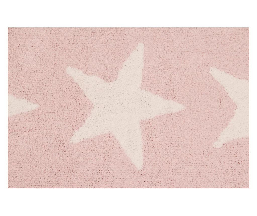 Tepih Three Stars Pink 80x120 cm