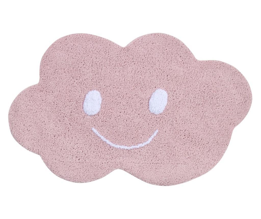 Tepih Little Cloud Pink 75x115 cm