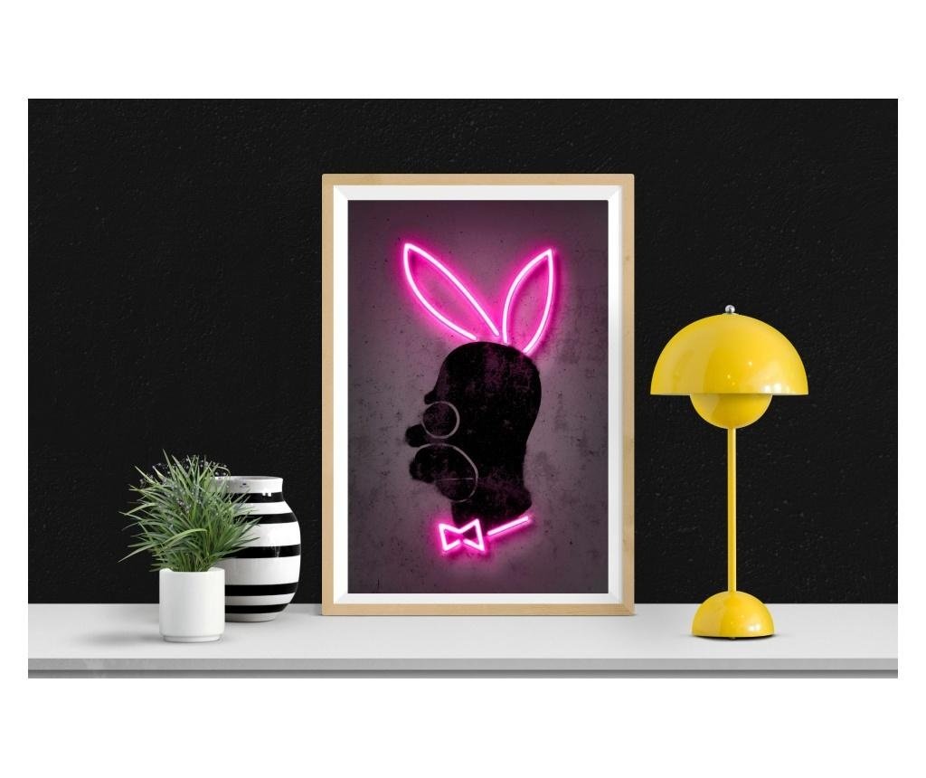 Plakat Bunny 30x40 cm