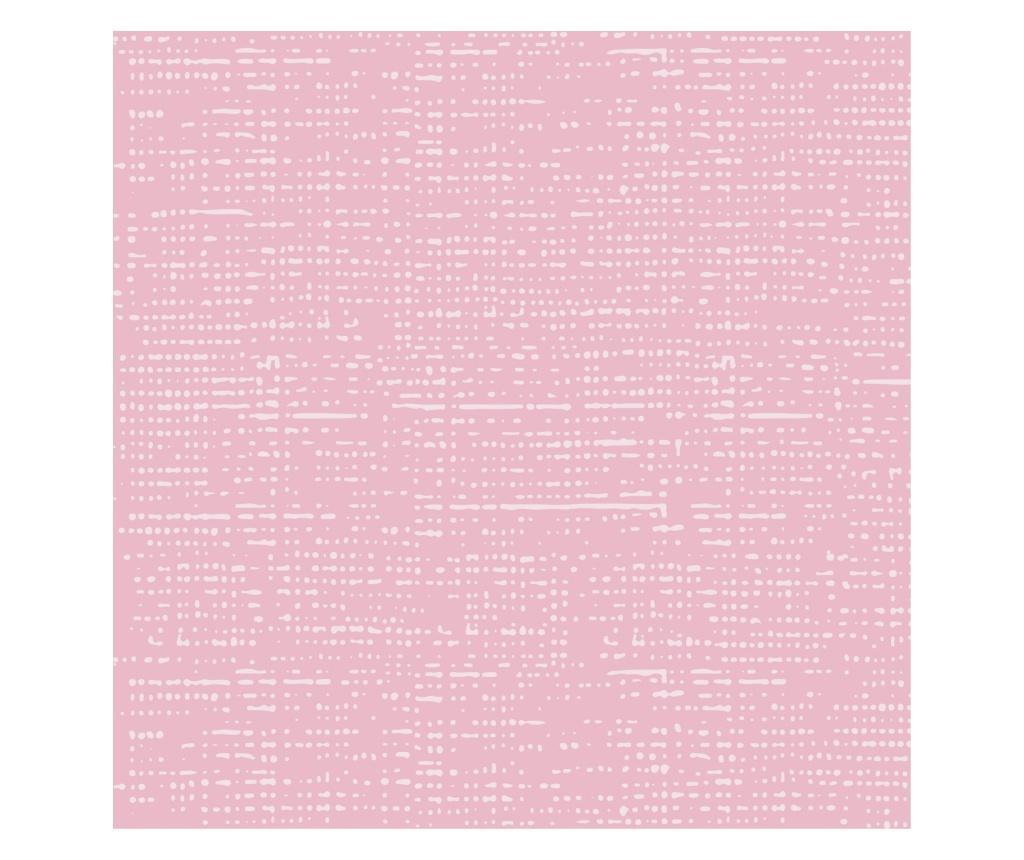 Set 12 stolnih ubrusa Light pink