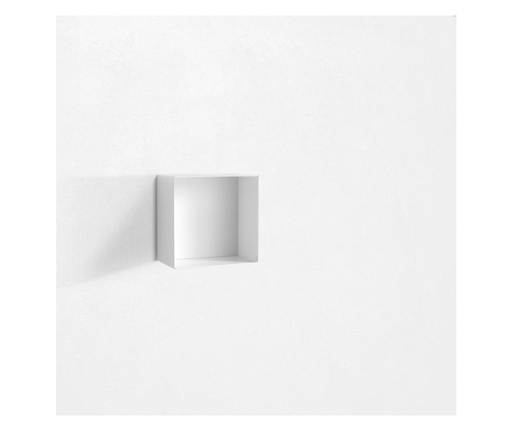 Zestaw mebli łazienkowych 7 części Yoka Oak & White