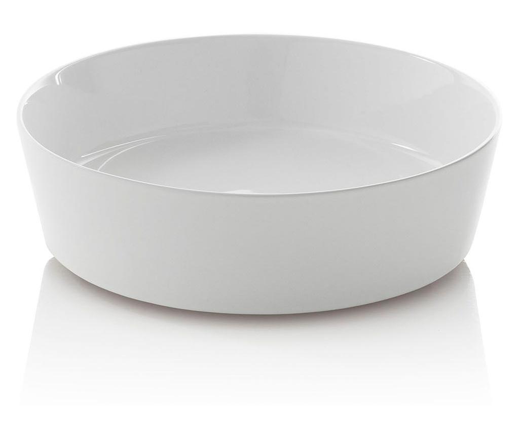 Zestaw mebli łazienkowych 5 części Yoka Brown & White
