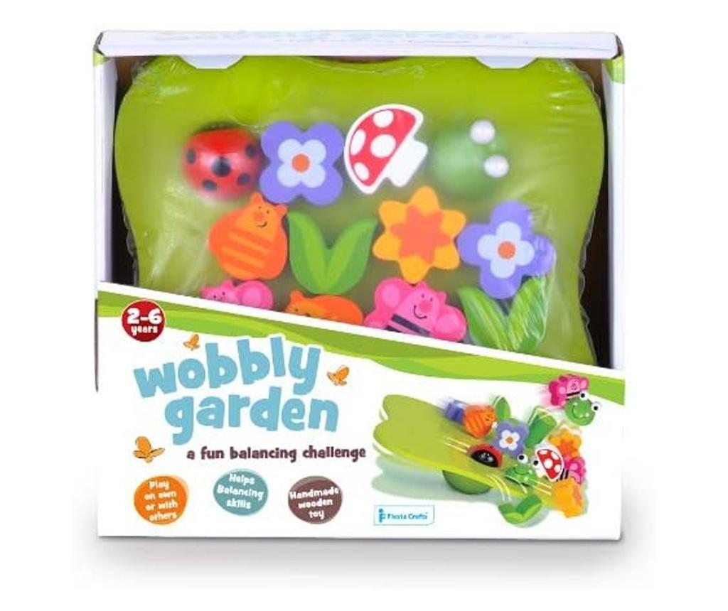 Joc educativ de echilibru Gradina / Wobbly Garden