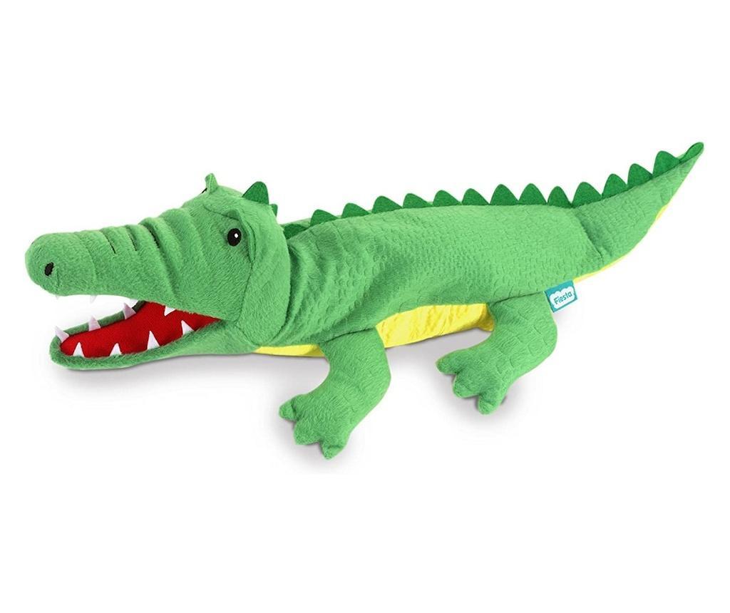 Personaj teatrul de papusi - Crocodilul / Big crocodile puppet
