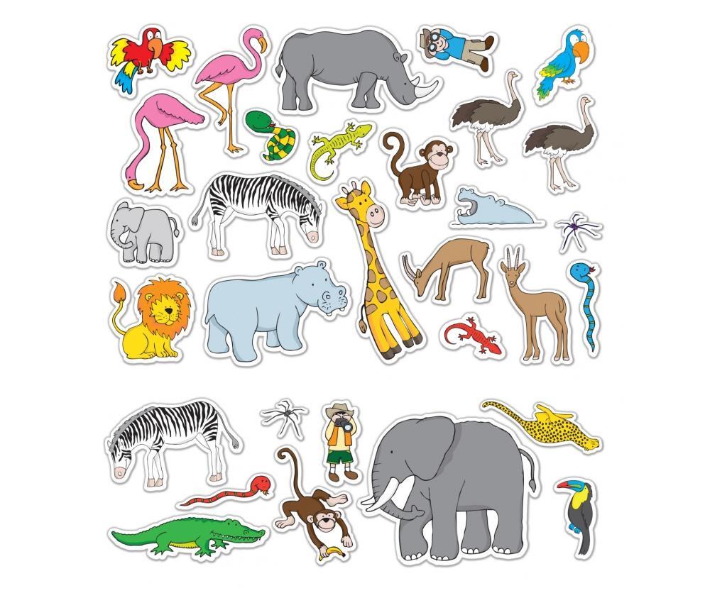 Stickere Safari / Stickabouts Safari