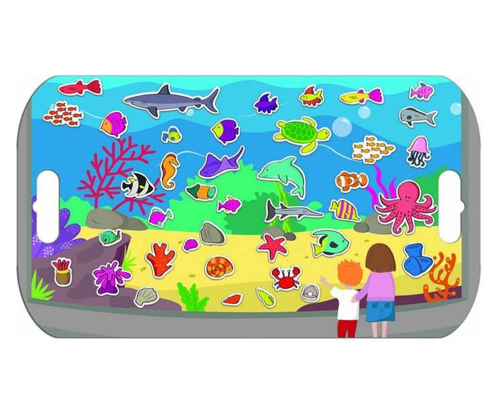 Stickere acvariu / Aquarium - Fiesta Crafts