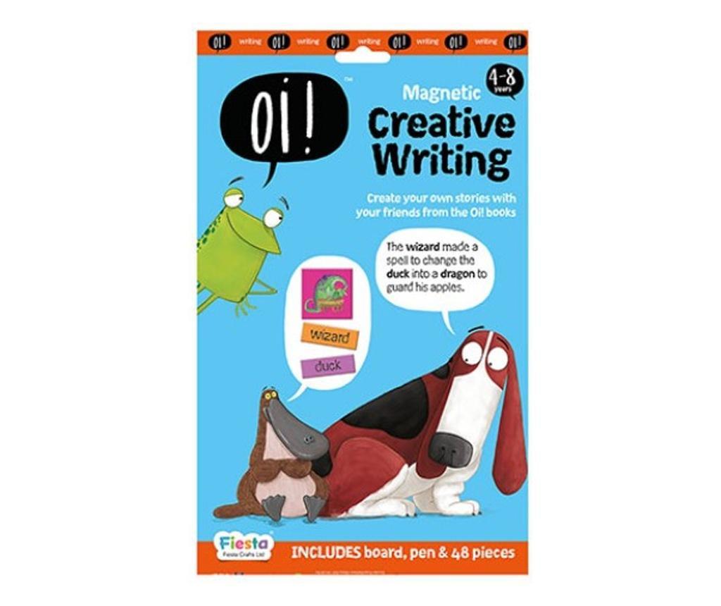 Joc educativ magnetic Scriere Creativa / Oi ! Creative Writing