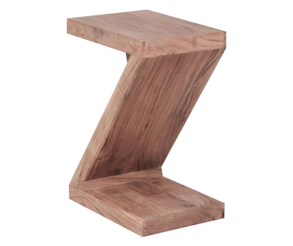 Masuta Cube Zet Acacia