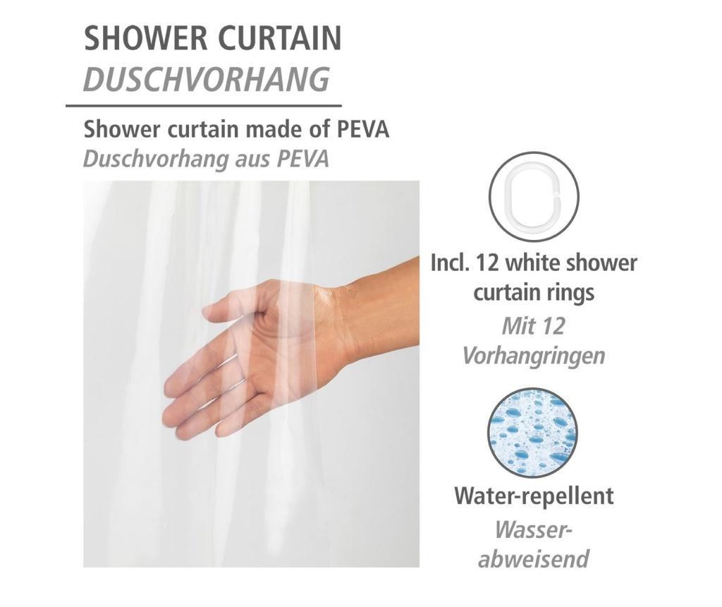 Zasłona prysznicowa Salda