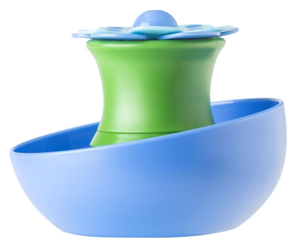 Perie de vase cu suport Lola Flor Blue